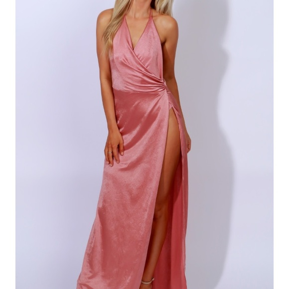 Fun Rose Gold Formal Dress Poshmark
